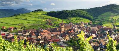 Village d'Alsace